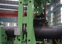 Back Swing Spiral Welded Pipe Mill 11