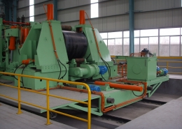 Back Swing Spiral Welded Pipe Mill 4