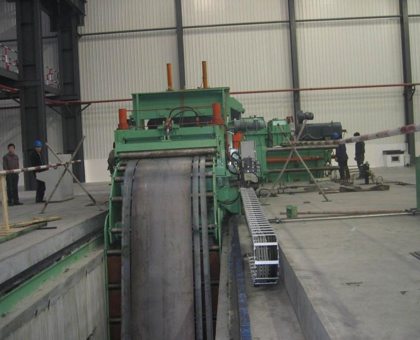 Heavy slitting line 5