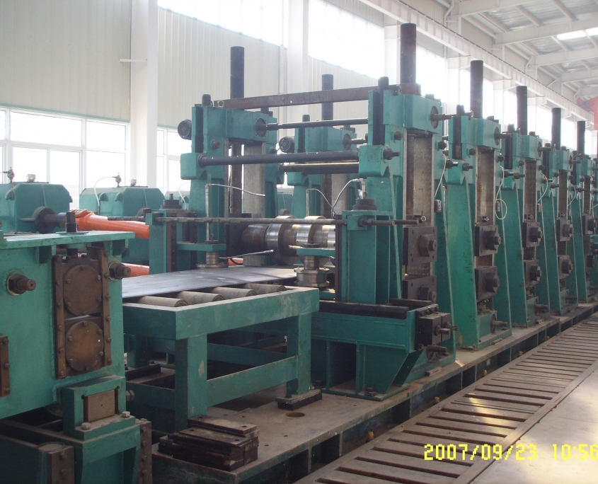 IP Adjusting Square Pipe Mill 4