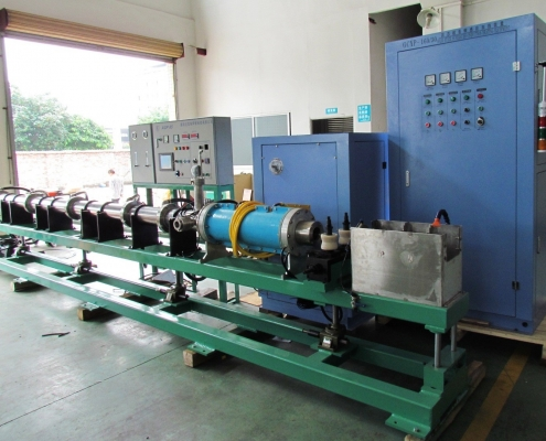 Precise Industrial Pipe Welded Mill 1