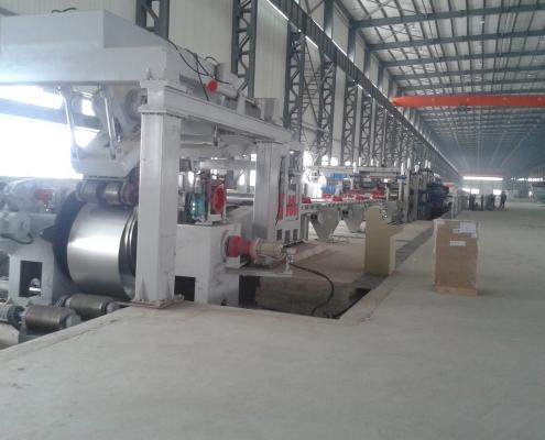 Stainless Steel Welded Pipe Mill 2
