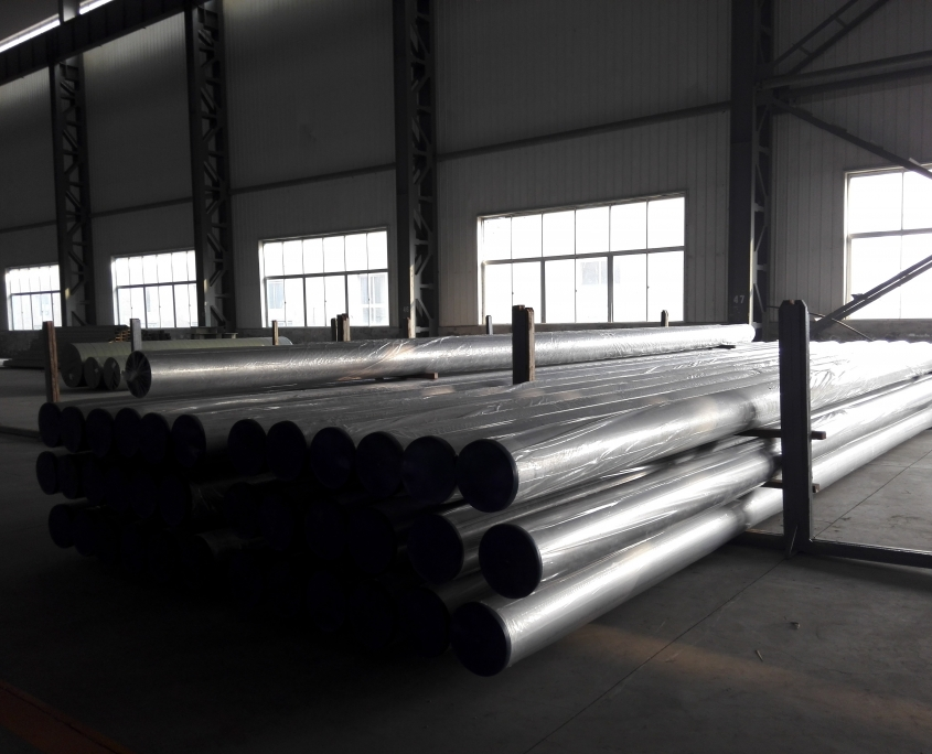 Stainless Steel Welded Pipe Mill 8