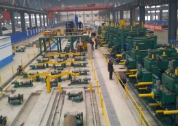 Straight Seam Submerged-arc Pipe Welded Mill 2