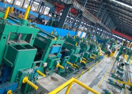Straight Seam Submerged-arc Pipe Welded Mill 4