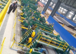 Bimetallic Composite Pipe Mill 1