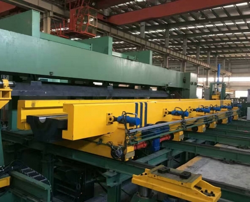 Bimetallic Composite Pipe Mill 3