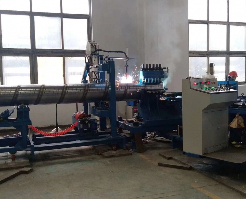 Bimetallic Composite Pipe Mill 4