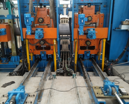 Stainless Steel Gas Tube Mill 1