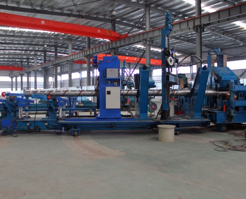 Stainless Steel Gas Tube Mill 6