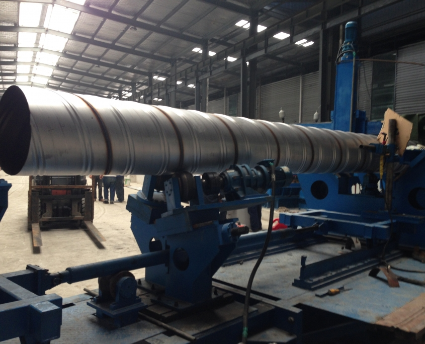 Stainless Steel Gas Tube Mill 8